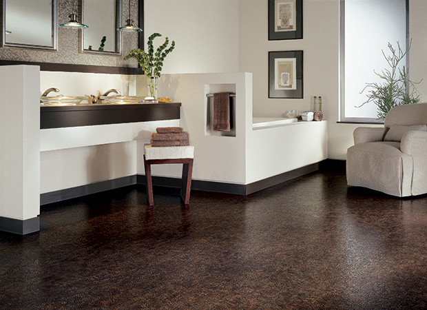 Vinyl b b house of carpet for Paint for linoleum floors in bathroom
