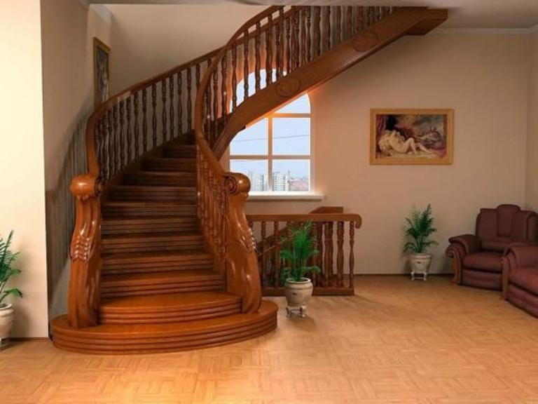 120_41_wooden stairs liv g room interesting decorating wooden stair wood - Wooden Stairs